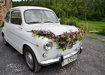 aDecoració floral